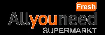 Allyouneed Fresh logo