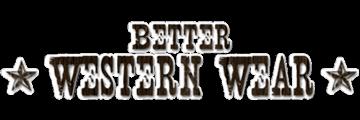 Better Western Wear logo